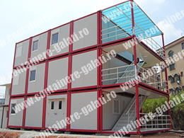 container pret second hand Tulcea
