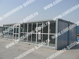 container santier second hand Tulcea